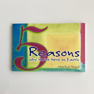 5 Reasons Why You're Here on Earth