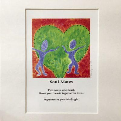 Art Print – Soul Mates